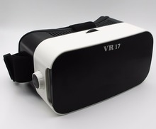 Patented custom vr headset 3D Glasses for iPhone & Android Compatible with 3.5-6.3 inch screens