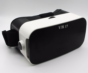 virtual reality google cardboard Patented custom vr headset 3D Glasses