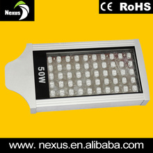 Design high bright street light cree led lens