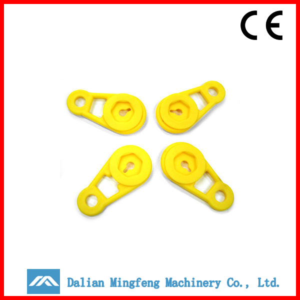 yellow clips abs oem plastic tarp clips manufacture
