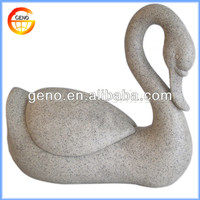 Beautiful Garden And Home Decoration Stone Finish Resin Animal Figurine