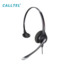 Headband Style and Microphone, Noise Cancelling Function Contact Center Communication Call Center Headset