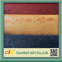 2015 Classic Design Strong Quality Automotive Artificial Leather