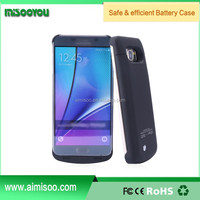 waterproof battery case for Samsung Note5