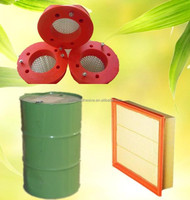 Air filters material V0 Flame Retardant Two parts polyurethane