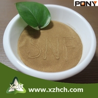 SNF-C Superplasticizer advertisements mixture Sulphonated Naphthalene Formaldehyde Dispersing Agents TZ2