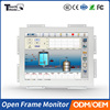 "Tablet pc 15"" IPC all in one PC, Industrial panel pc with touch screen, Wall mounted Panel computer with resistive screen LCD TV"