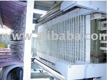 Micro electrostatic perforation machines PS-XXXX-X for high speed webs