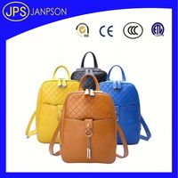2014 lady fashion yellow matching shoes and bags
