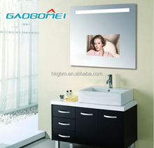 mirror advertising digital signage player/32 inch touch screen panel pc