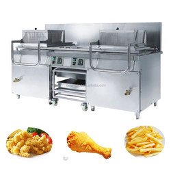 XYXZ-2(E) Kitchen equipment industrial snack frying machine