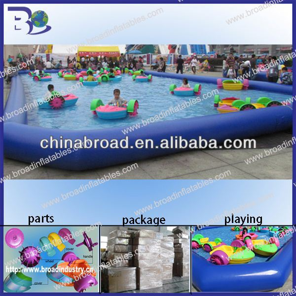 Durable PVC inflatable swimming pool,inflatable pool,birth pool