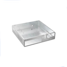 Precision Stamping Electrical Control Aluminum Box/Enclosure, OEM Size Aluminum Enclosure
