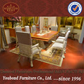 0066 Italian classic royal hand carved dining room furniture sets