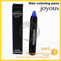 blue black red best chalkers hair coloring china products Natural hair kits for kids hair cosmetic