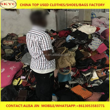 All type and all material used clothes bags shoes in bales for Benin, Nigeria, Ghana