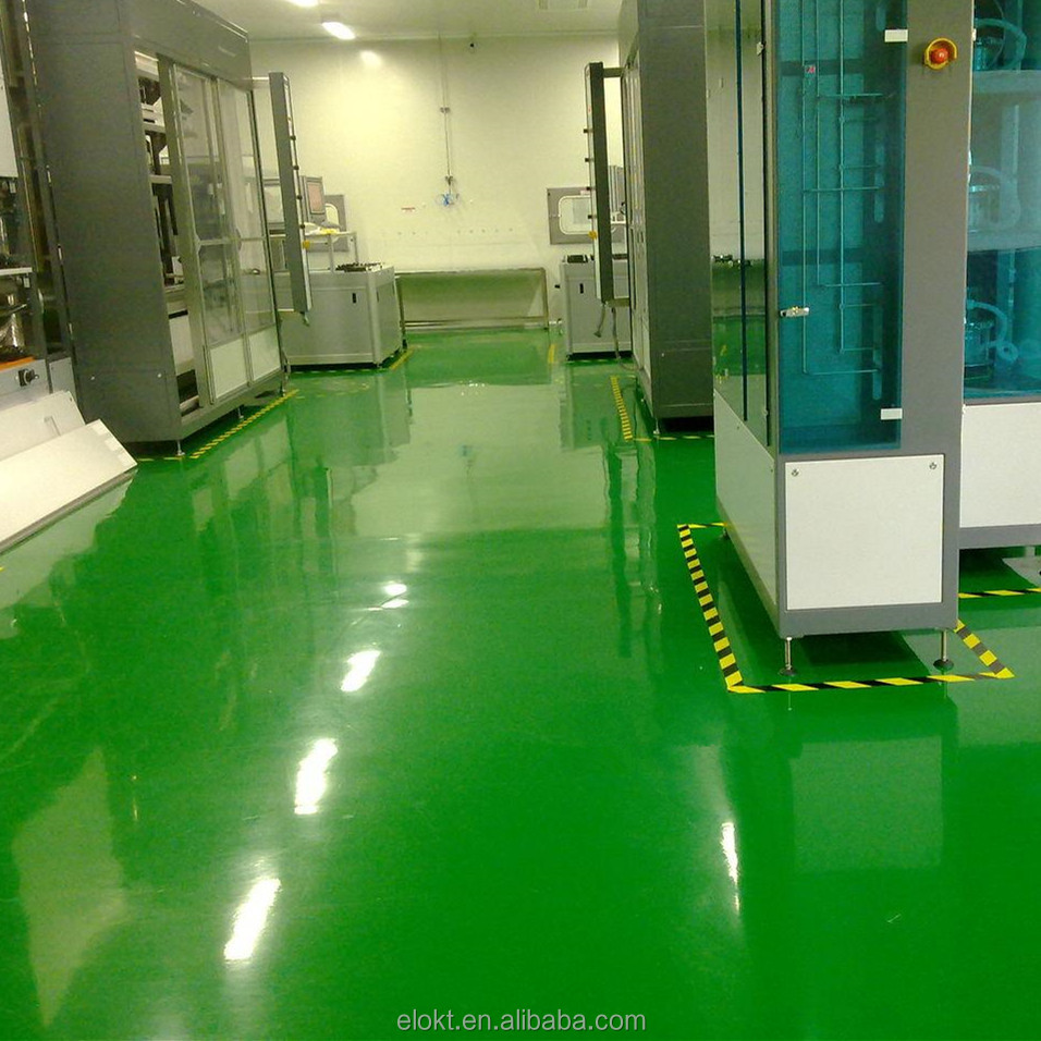 WF-802 Epoxy flooring paint (component B)