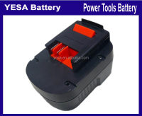 9.6V Ni-Cd Ni-MH Power tool battery for BLACK & DECKER 90534824 battery