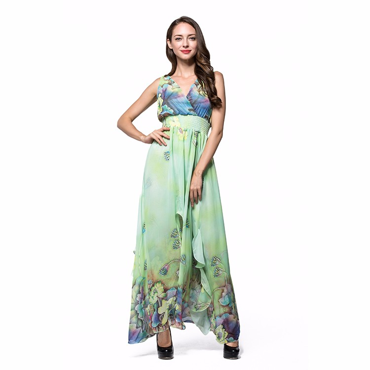 multi wear sarong wrap casual cover up dress for beach party