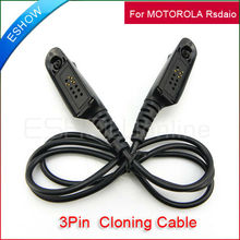 Cloning USB programming Cable for Motorola GP328/340 HT750 PTX700 MTX850