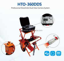 Dual View 360 Degree Well Logging Tool Viewing Camera Imaging System in Underwater Imaging System