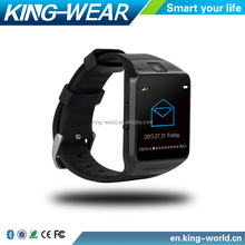 "GV08 Bluetooth Smart Watch Android Support SIM TF Card Phone Call 1.54"" Screen pedometer watch phone for Android Phone"