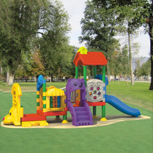 Children Outdoor Metal Playground Big Slides for Sale