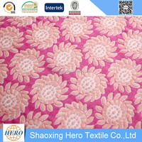 Hot design lace fabric for garment ,toys,dress and so on