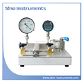 HS706 pressure test bench to calibrate pressure gauges