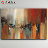 Wholesale Handmade Abstract oil Painting canvas painting wall art