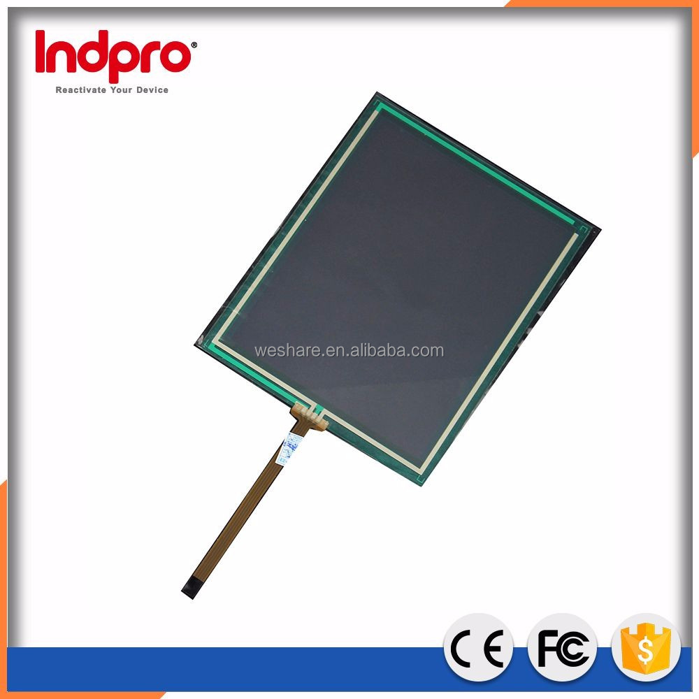 best price Serial RS232 interface Controller resistive computer lcd touch screen monitor panel
