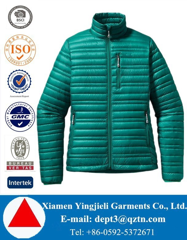 New Design Fashion Ultralight Ladies Down Jacket Outdoor & Casual Wear