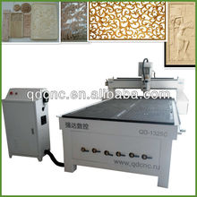 High Quality Large Wood Lathe Engraving Router CNC/Vacuum Table 3d Engraving CNC Router QD-1325C