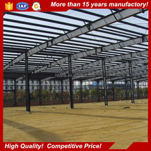low cost light steel structure prefab commercial buildings