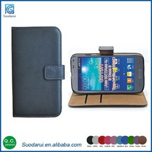 Customized phone case Book stand wallet flip leather case for Samsung galaxy Trend 2 Lite G318
