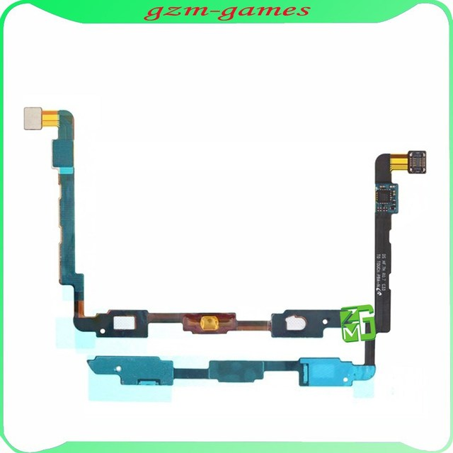 Excellent Quality Home Button Key Sensor Flex Cable for Samsung Galaxy Note 2 II N7100