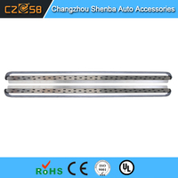 Car SUV Running board for Tiguan(BMW Style point)