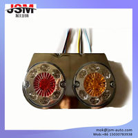 LED trailer truck rear tail light, turn signal led brake light for Thailand, Cambodia, Vietnam, myanmar
