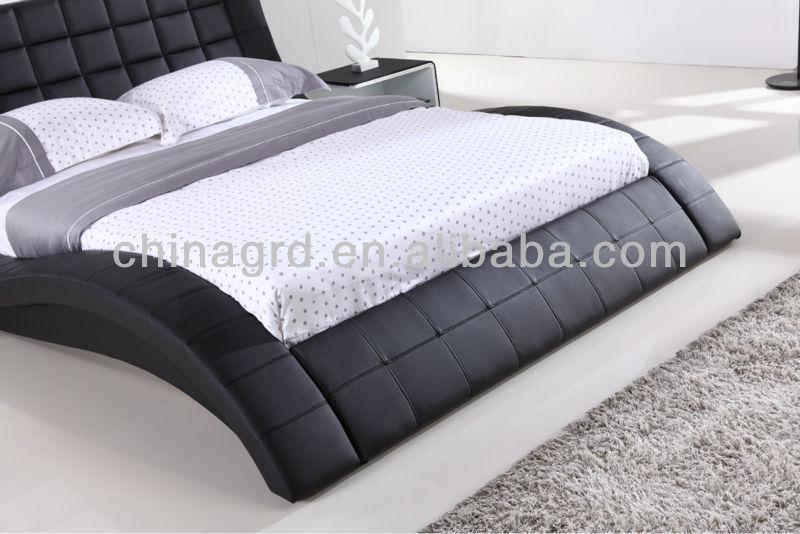 Foshan g921# la noche feliz moderno juego de dormitorio muebles king ...