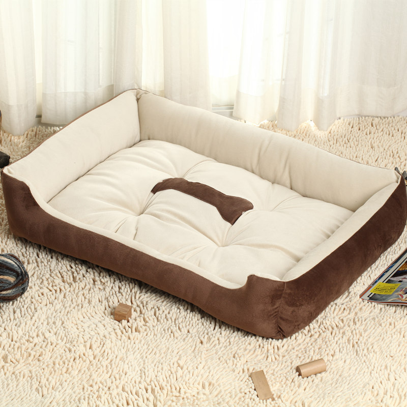 Fashion Cheap Custom pet accessories bed luxury dog bed
