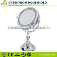 6 Inch Double Sides Remington Lighted Makeup Mirror