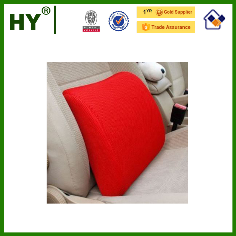 New Car Office Home Memory Foam Seat Chair Lumbar Back Support Cushion Pillow