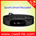 2016 Lowest Price China Bluetooth Smart Bracelet Bithealth Z2 wristwatch wristand