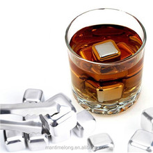 stainless ice cubes whiskey ice cubes reusable ice cubes