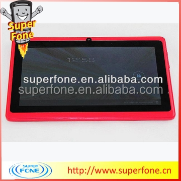 7inch Notebook Tablet Q89S ARM A23 touch tablet android