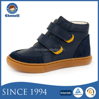 Choozii SY1301-M-1C Navy Blue High Ankle Casual Shoes for Children