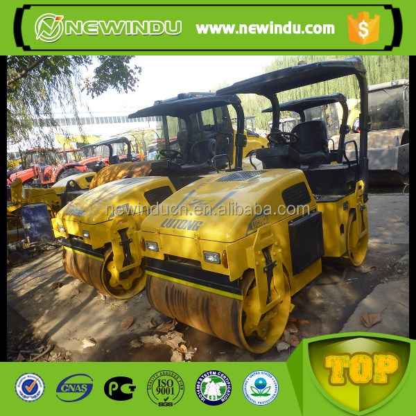 Lutong LTC210 hydraulic double drum road roller new road roller price