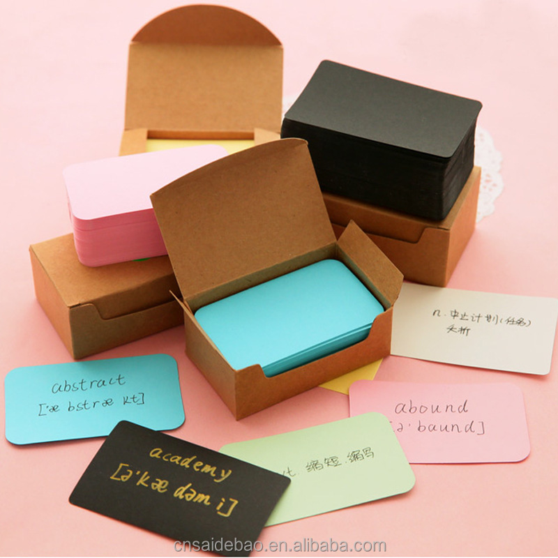Top Quality Creative Stationery office Paper Note Pad Colorful Memo Pads Funny
