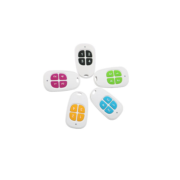 Five Colors Mini Compact Universal Application Face to Face Remote control