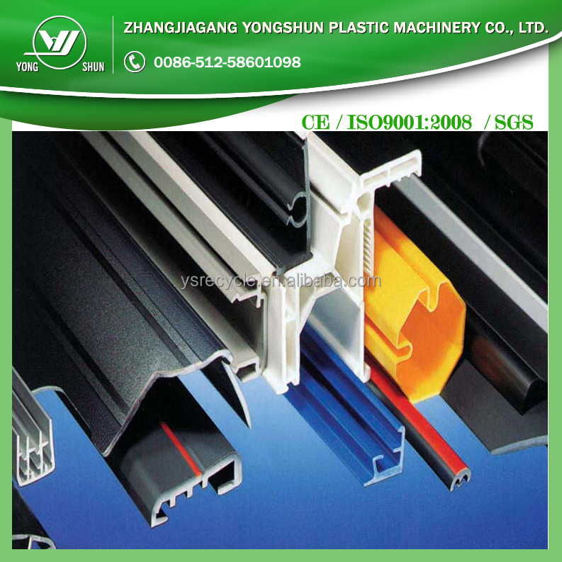High quality WPC profile production line with best price